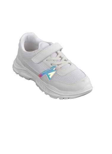 Cool 20-S11 Siyah Çocuk Spor Ayakkabı Beyaz